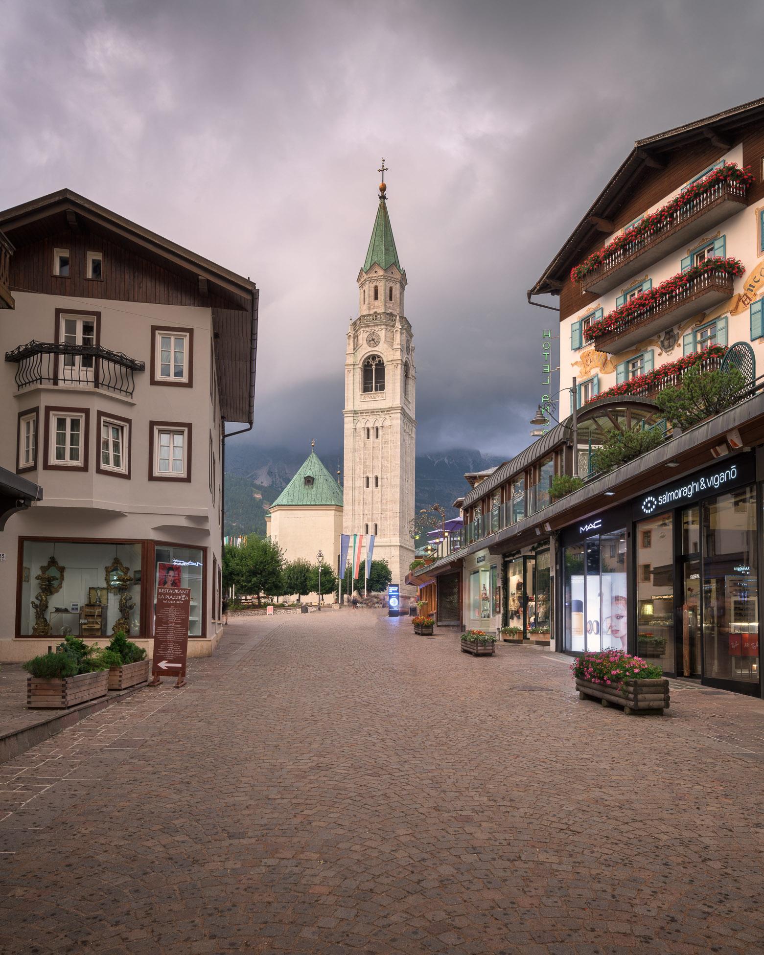 Cortina d Ampezzo, Dolomites